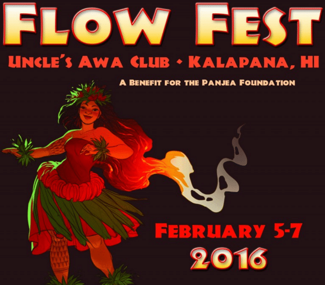 Heart song music festival flow fest kalapana 2016 uncle roberts kava bar